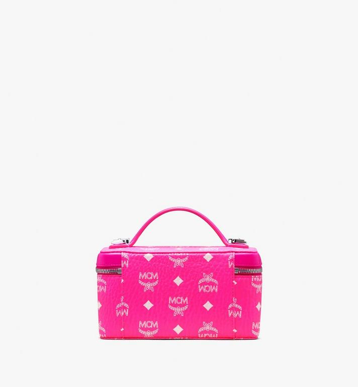 MCM Rockstar Vanity Case in Visetos Alternate View 3