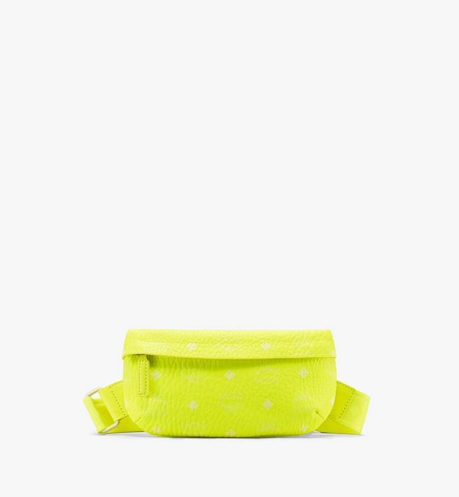 295154af2 Mcm Crossbody Bag In Visetos In Neon Yellow | ModeSens