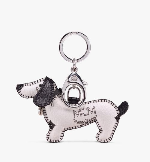 Schlüsselanhänger mit Hund in 2D