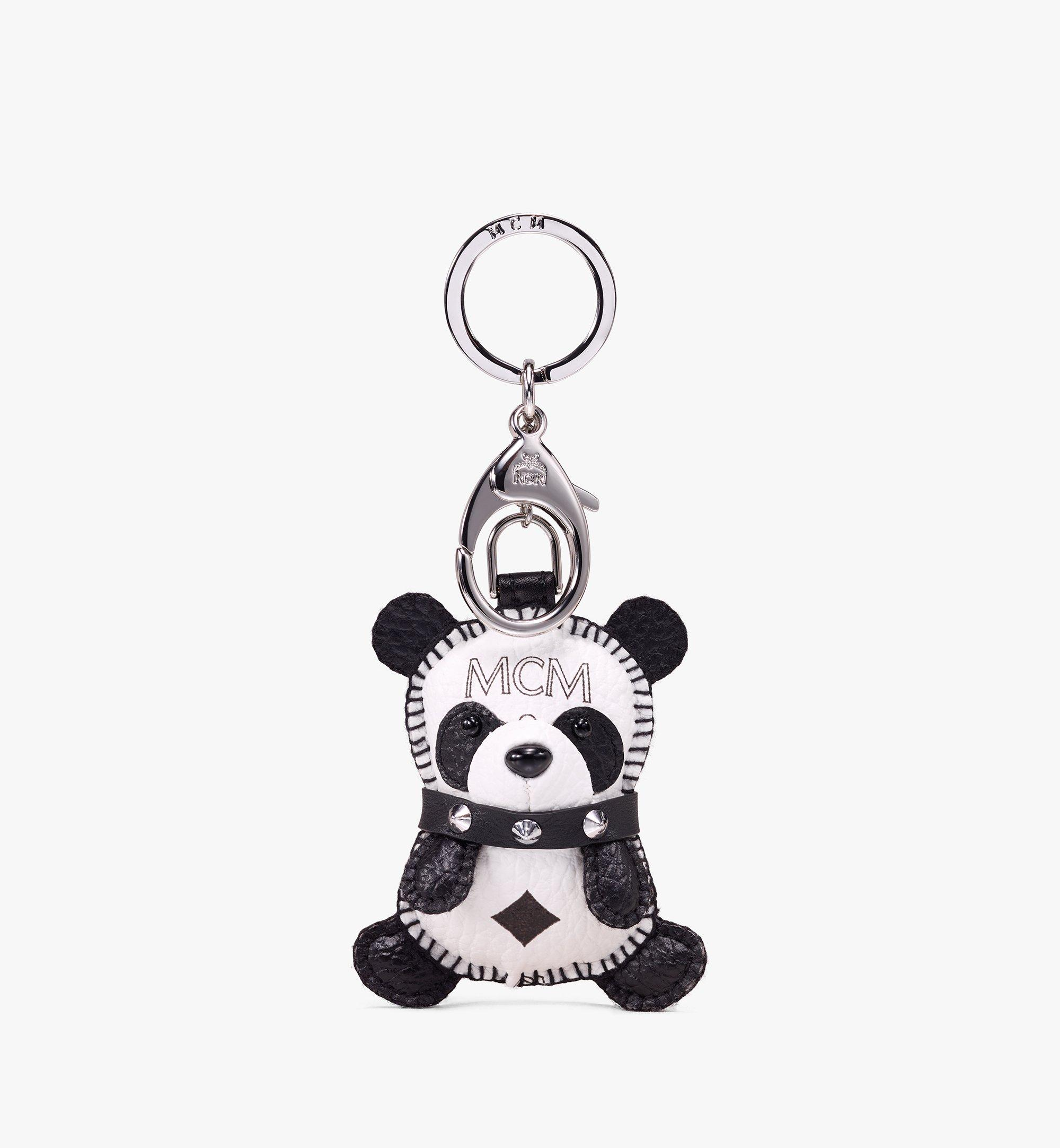 MCM 2D Panda Charm White MYZ9AXL75WT001 Alternate View 1