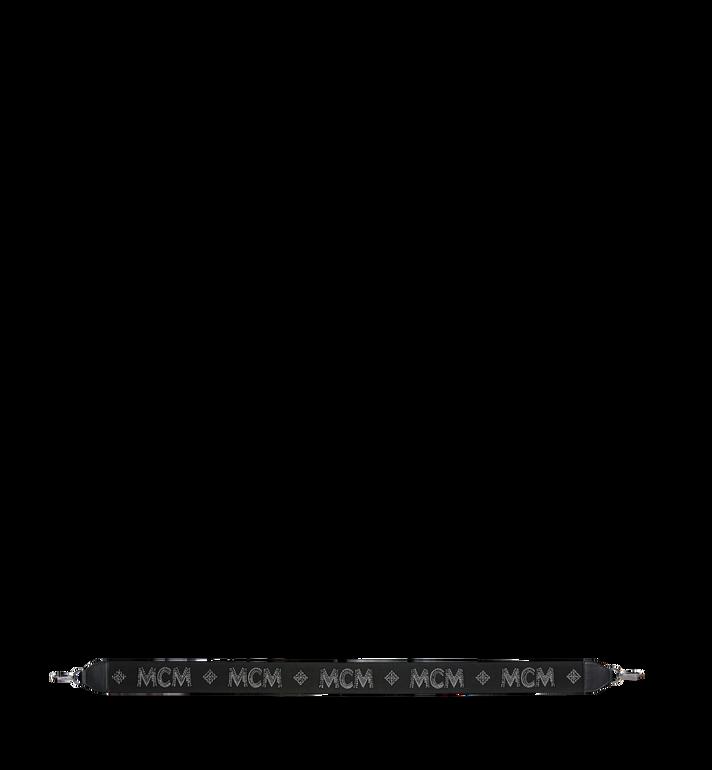MCM Shoulder Strap in Mosaic Crystal Black MYZ9SBN02BK001 Alternate View 3