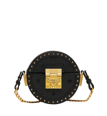 MCM Berlin Tambourine Bag in Odeon Alternate View