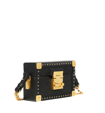 MCM Berlin Mini Bag in Odeon MYZ9SBN41BK001 AlternateView2