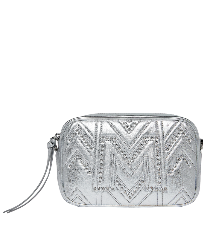 MCM Camera Bag in Quilted Studs Alternate View