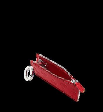 MCM Key Pouch in Monogram Leather MYZ9SKM44RJ001 AlternateView4