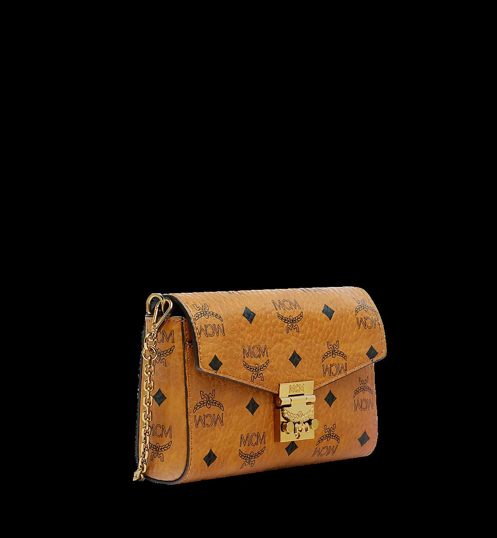 MCM Millie Flap Crossbody-Tasche in Visetos Cognac MYZ9SME04CO001 Noch mehr sehen 1