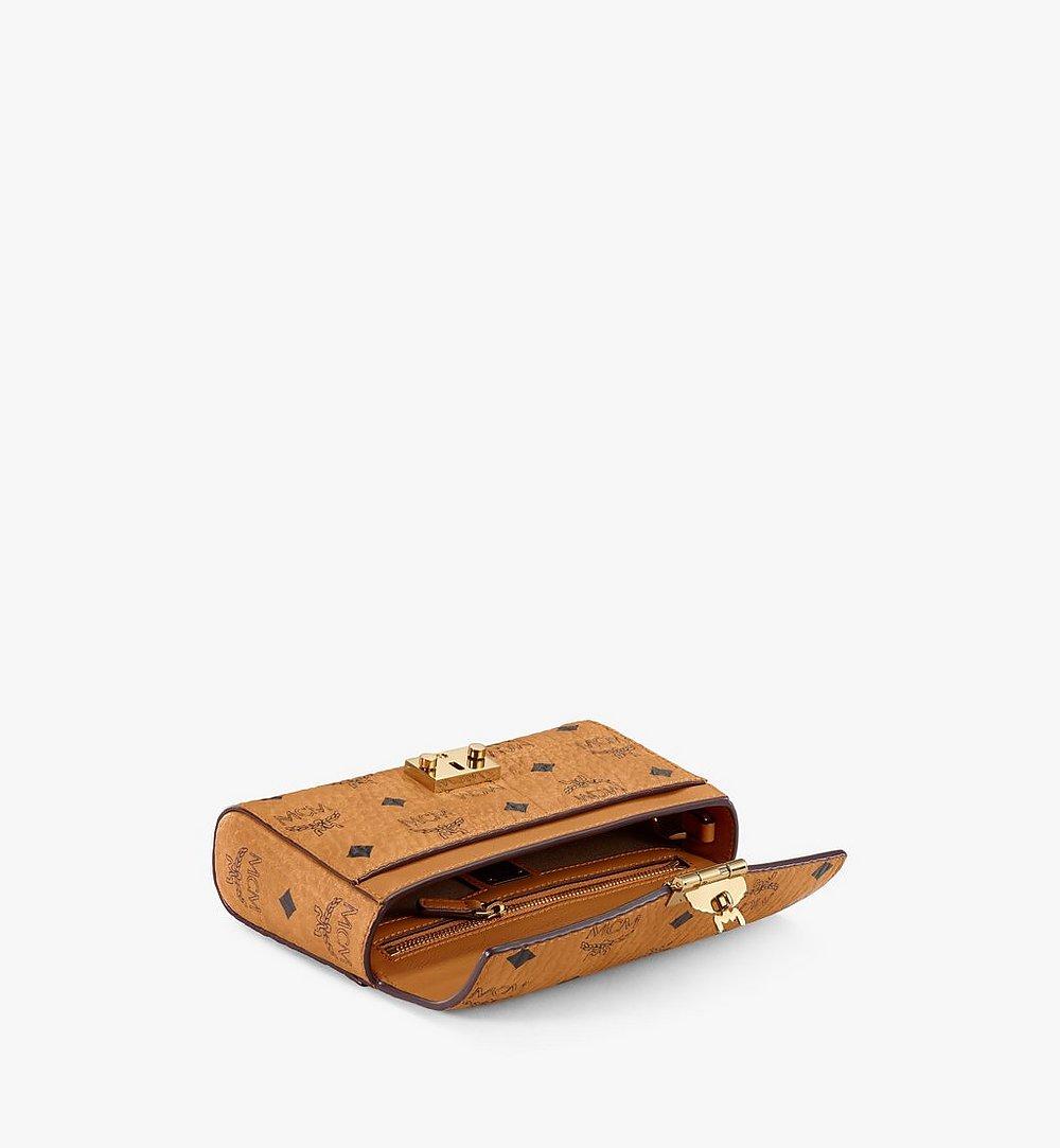 MCM Millie Flap Crossbody-Tasche in Visetos Cognac MYZ9SME04CO001 Noch mehr sehen 2