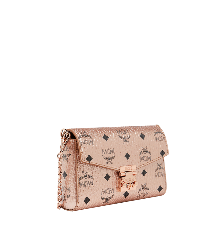 MCM Millie Flap Crossbody in Visetos Alternate View 2