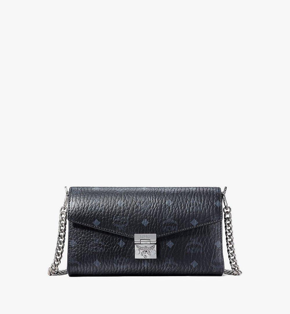 MCM Millie Flap Crossbody-Tasche in Visetos Black MYZ9SME05BK001 Noch mehr sehen 1