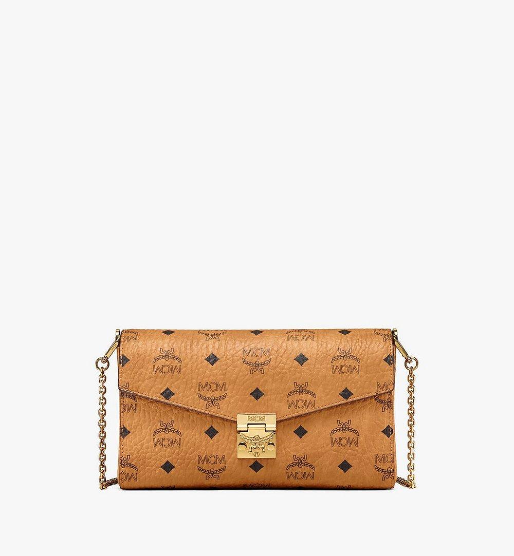 MCM Millie Flap Crossbody-Tasche in Visetos Cognac MYZ9SME05CO001 Noch mehr sehen 1