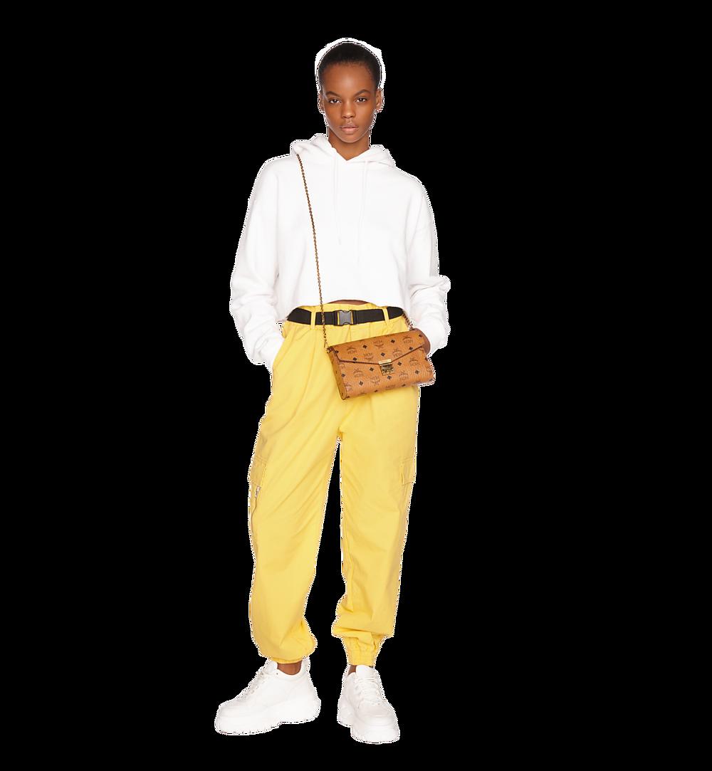 MCM Millie Flap Crossbody-Tasche in Visetos Cognac MYZ9SME05CO001 Noch mehr sehen 5