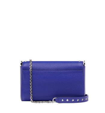 MCM Millie Flap Crossbody in Studded Outline Leather Alternate View 4