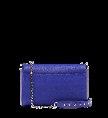 MCM Millie Flap Crossbody-Tasche aus Studded Outline Leder MYZ9SME15HG001 AlternateView4