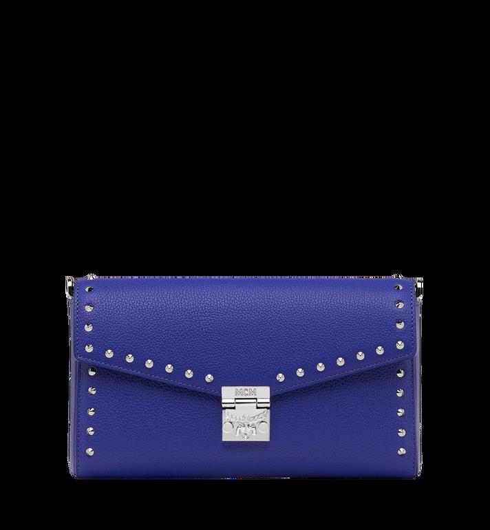 MCM Millie Flap Crossbody-Tasche aus Studded Outline Leder MYZ9SME16HG001 AlternateView