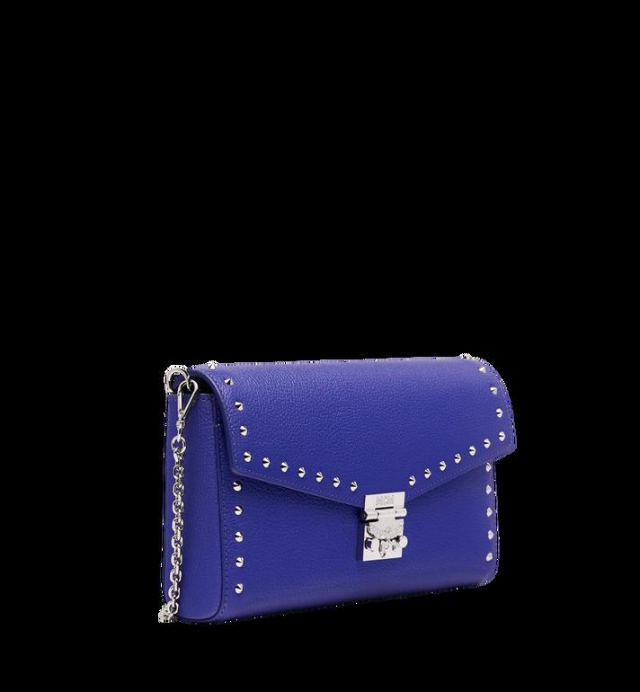 MCM Millie Flap Crossbody-Tasche aus Studded Outline Leder MYZ9SME16HG001 AlternateView2