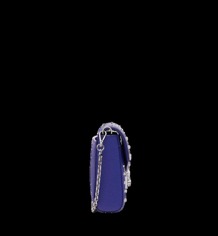 MCM Millie Flap Crossbody-Tasche aus Studded Outline Leder MYZ9SME16HG001 AlternateView3