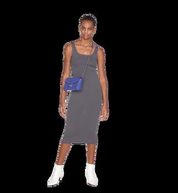 MCM Millie Flap Crossbody-Tasche aus Studded Outline Leder Alternate View 6