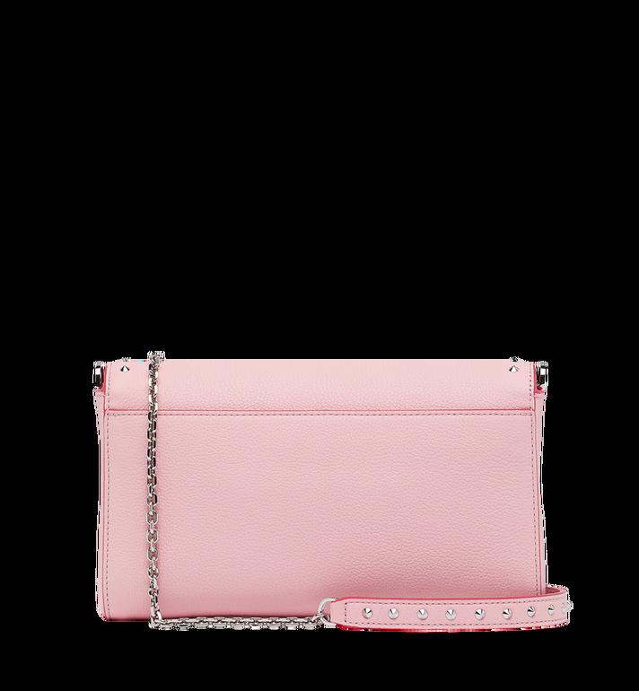 MCM Millie Flap Crossbody-Tasche aus Studded Outline Leder MYZ9SME16QB001 AlternateView4