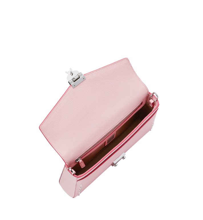 MCM Millie Flap Crossbody-Tasche aus Studded Outline Leder MYZ9SME16QB001 AlternateView5