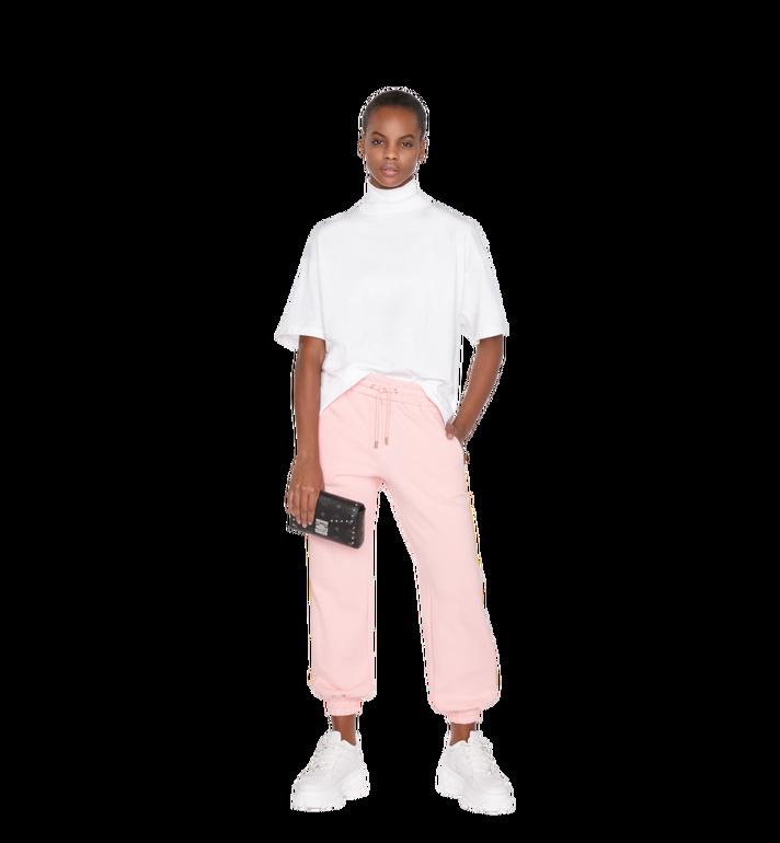 MCM Millie Flap Crossbody in Studded Outline Visetos Black MYZ9SME25BK001 Alternate View 7
