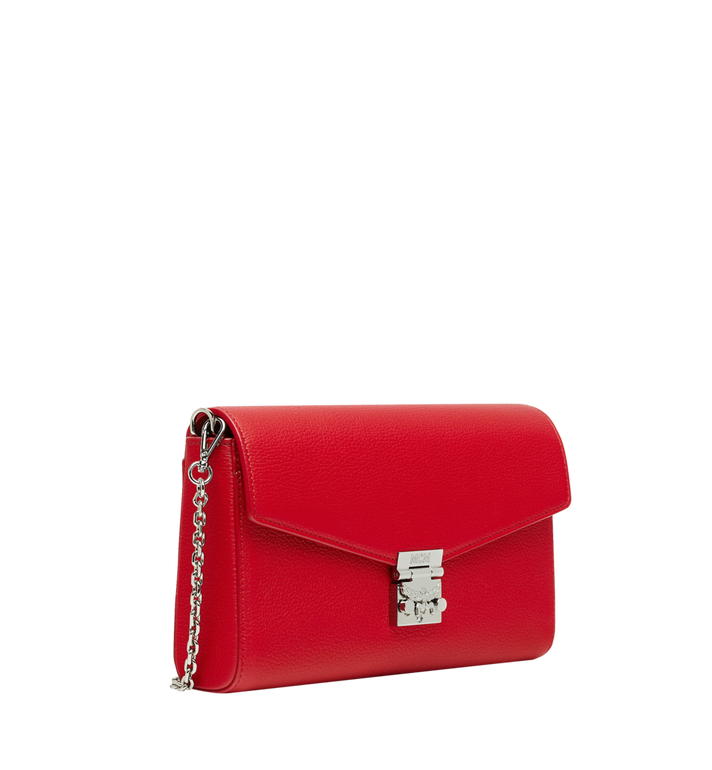 MCM Millie Flap Crossbody in Grained Leather AlternateView2