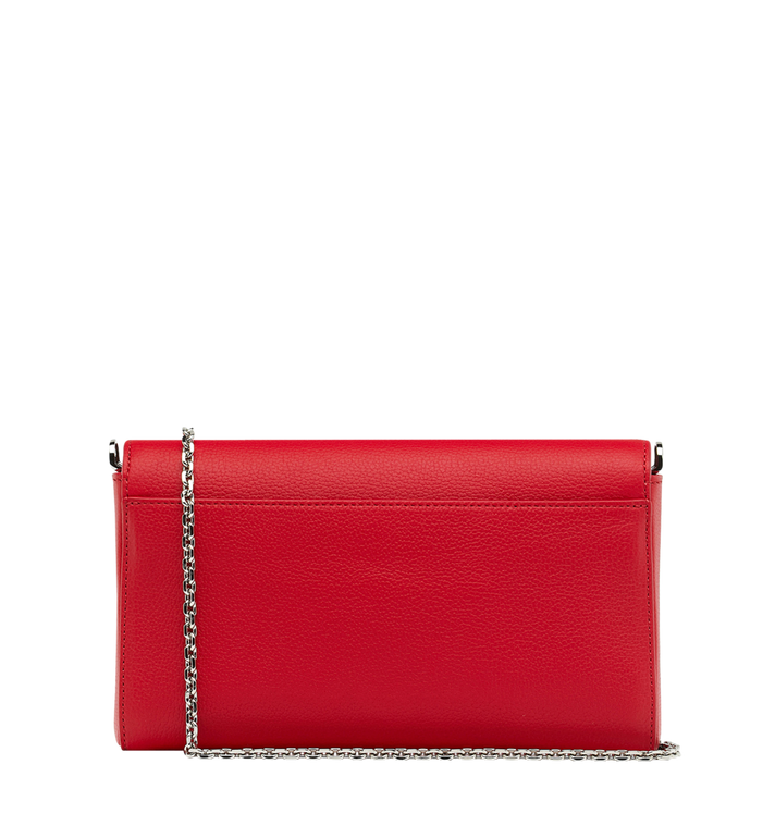 MCM Millie Flap Crossbody in Grained Leather AlternateView4