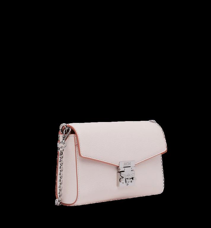 MCM Milla Crossbody-Tasche mit Überschlag aus Park Avenue Leder Alternate View 2