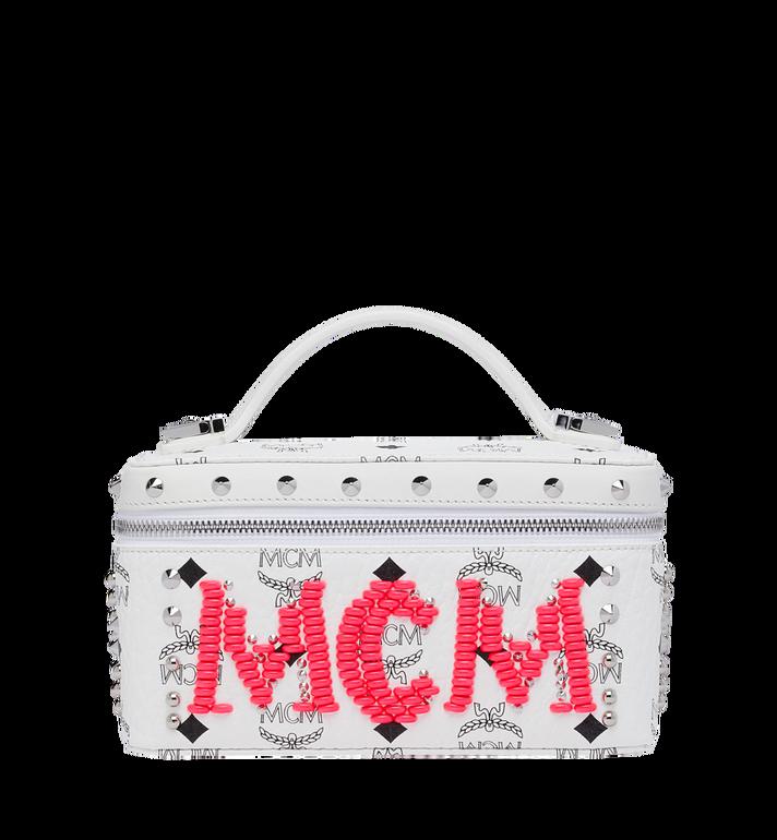 MCM Rockstar Vanity Case in Neon Stud Visetos Alternate View