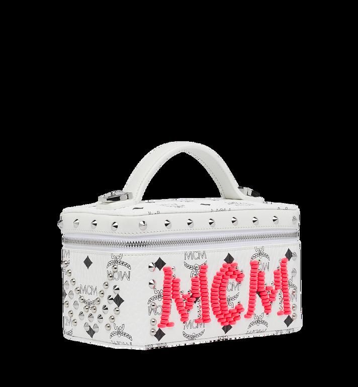 MCM Rockstar Vanity Case in Neon Stud Visetos AlternateView2