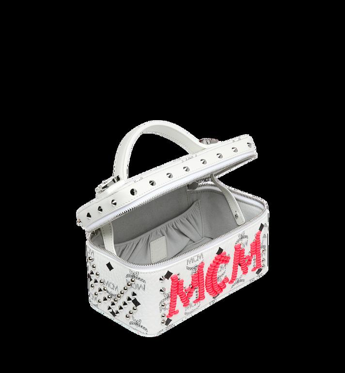 MCM Rockstar Vanity Case in Neon Stud Visetos AlternateView5