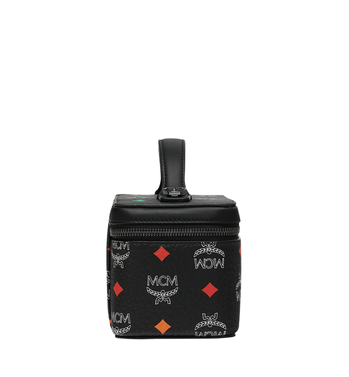 MCM Rockstar Vanity Case in Skyoptic Visetos MYZ9SSV60BA001 AlternateView3