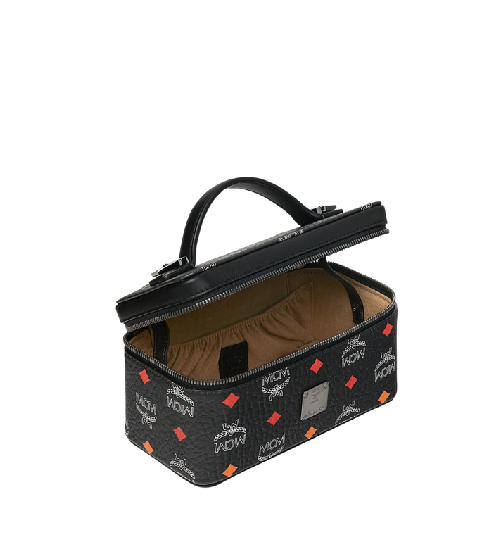 MCM Rockstar Vanity Case in Skyoptic Visetos MYZ9SSV60BA001 AlternateView5