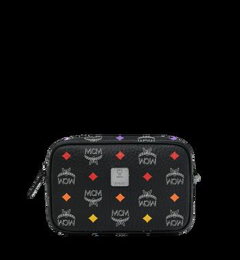 MCM Camera Bag in Skyoptic Visetos AlternateView