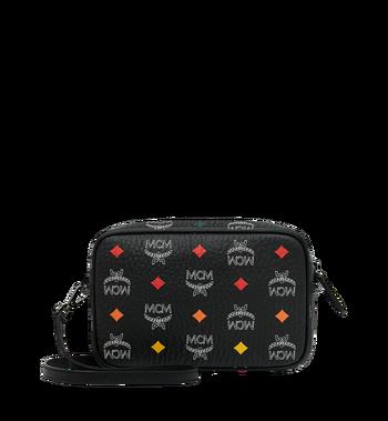MCM Camera Bag in Skyoptic Visetos AlternateView4