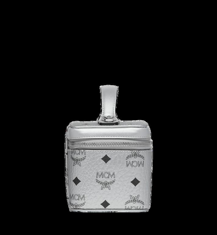 MCM Vanity-case Rockstar en Visetos Original Silver MYZ9SVI01SB001 Alternate View 3