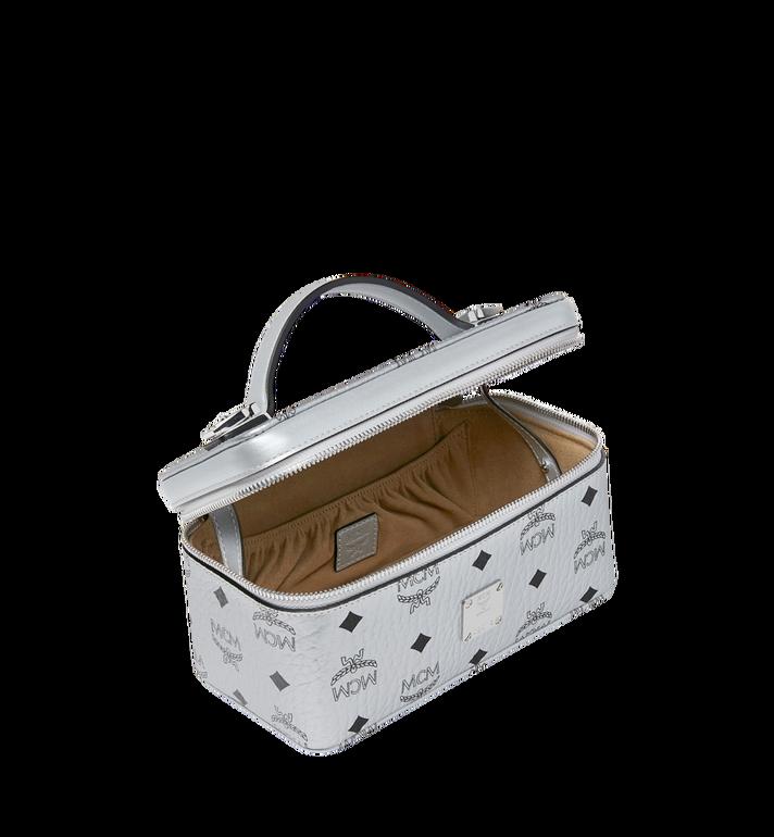 MCM Vanity-case Rockstar en Visetos Original Silver MYZ9SVI01SB001 Alternate View 5