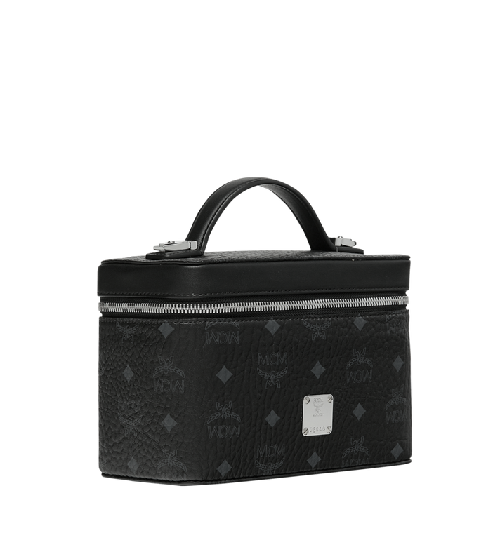 MCM Rockstar Vanity Case in Visetos Original Alternate View 2