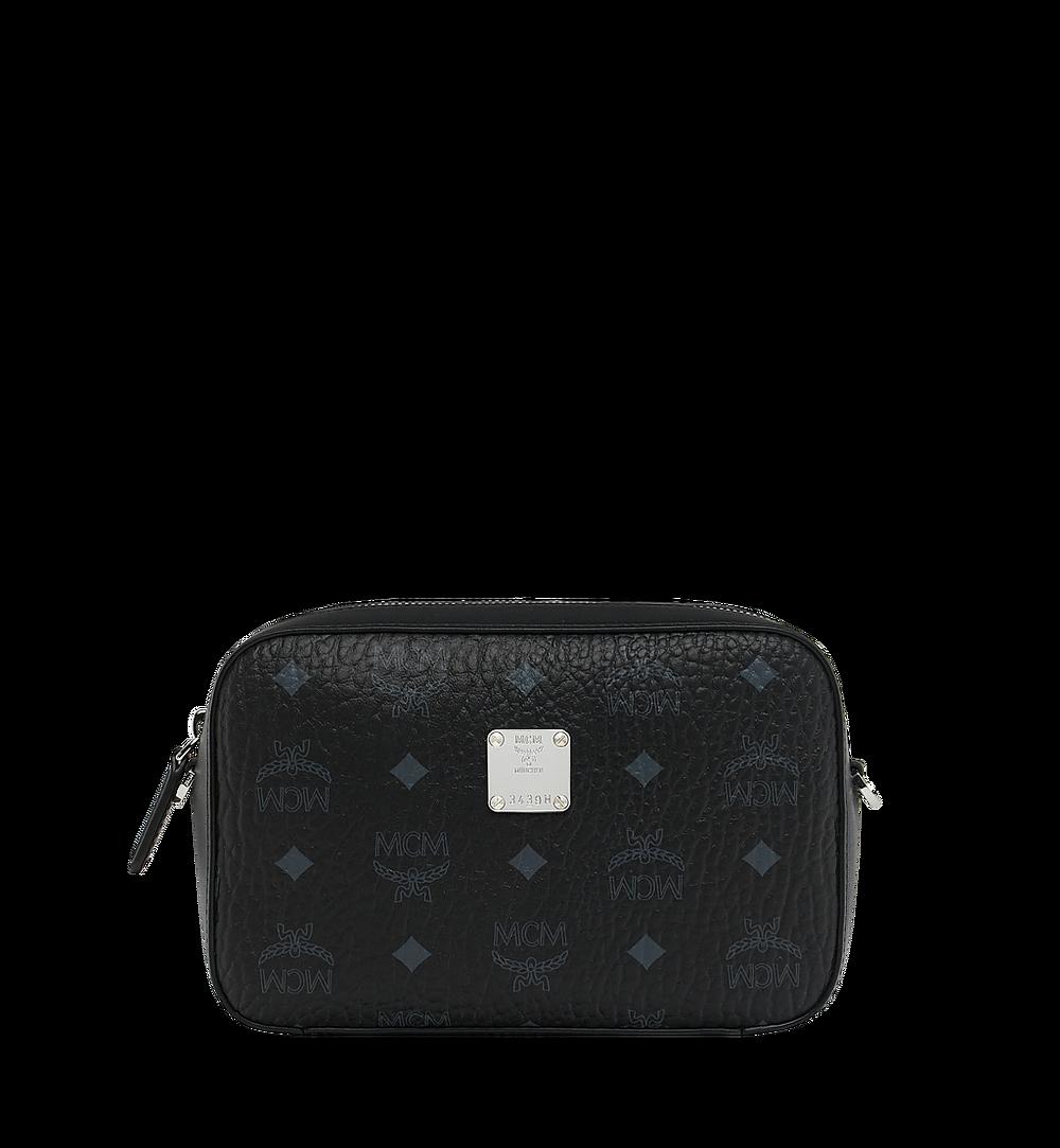 MCM Crossbody-Tasche in Visetos Black MYZ9SVI97BK001 Noch mehr sehen 1