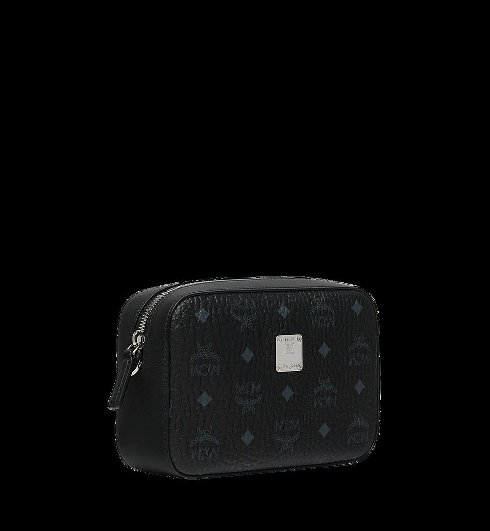 MCM Camera Bag in Visetos Original Black MYZ9SVI97BK001 Alternate View 1