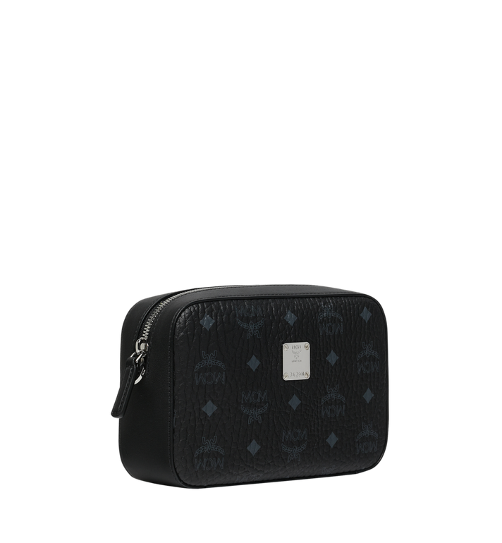 MCM Camera Bag in Visetos Original MYZ9SVI97BK001 AlternateView2