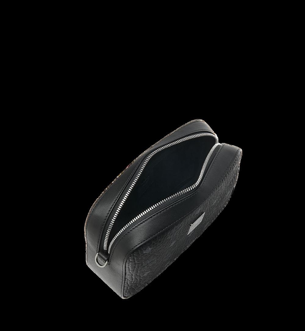 MCM Crossbody-Tasche in Visetos Black MYZ9SVI97BK001 Noch mehr sehen 4