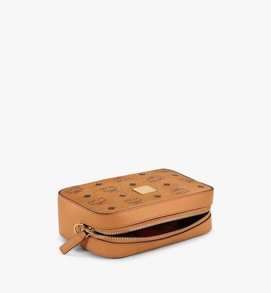 MCM Crossbody-Tasche in Visetos Cognac MYZ9SVI97CO001 Noch mehr sehen 2