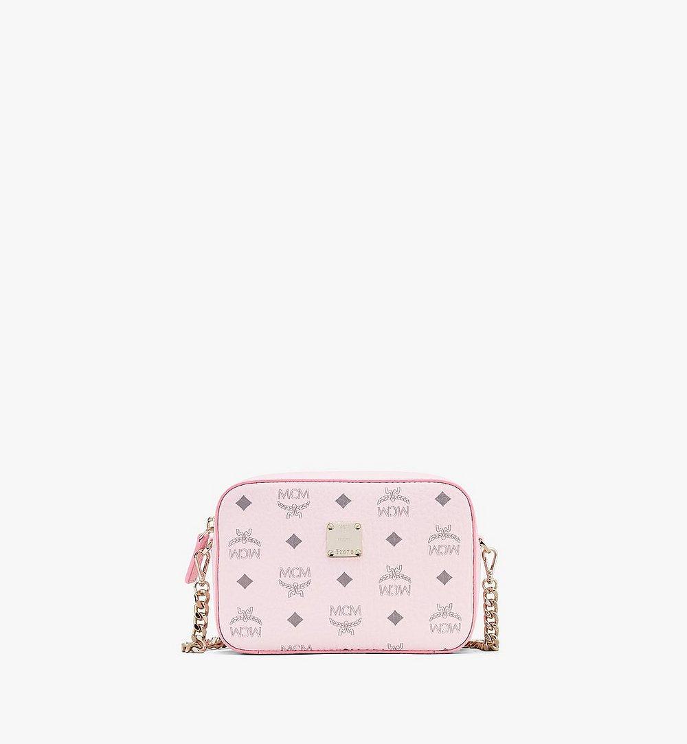 MCM Crossbody-Tasche in Visetos Pink MYZ9SVI97QH001 Noch mehr sehen 1