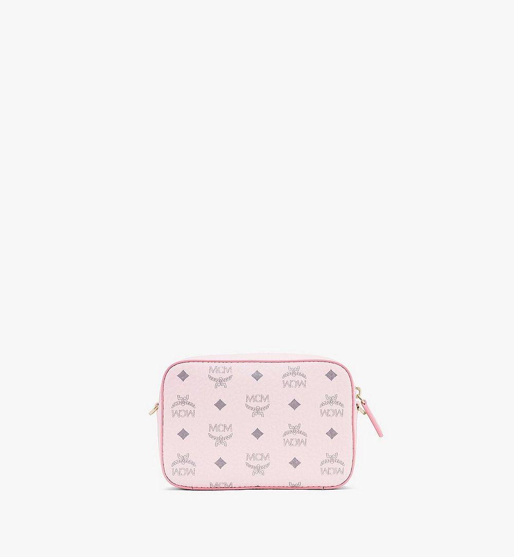 MCM Crossbody-Tasche in Visetos Pink MYZ9SVI97QH001 Noch mehr sehen 2