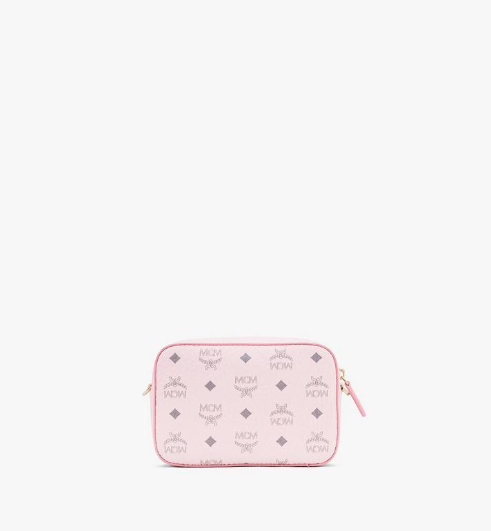 MCM Crossbody-Tasche in Visetos Pink MYZ9SVI97QH001 Alternate View 3