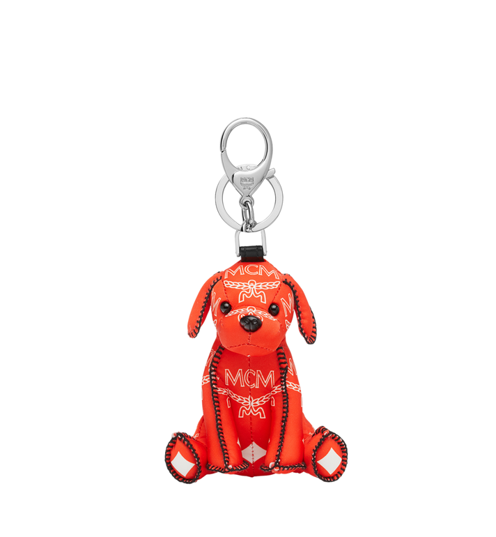 MCM MCM Zoo Dog Charm en Visetos Alternate View