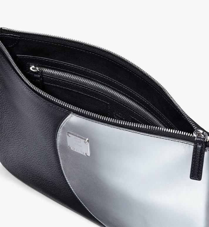 MCM Essential Disco Pouch mit Handgelenksband und Reissverschluss Black MYZASSE01BK001 Alternate View 3