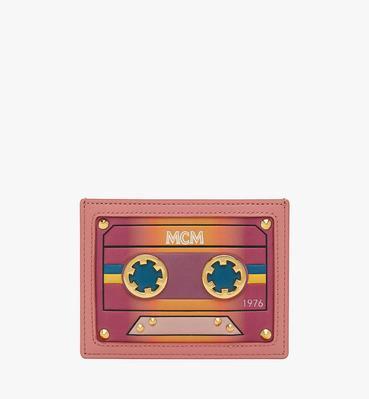 MCM 카세트 카드 케이스