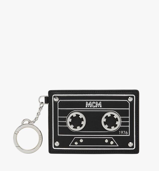 〈MCM カセット〉キーリング付 カードケース