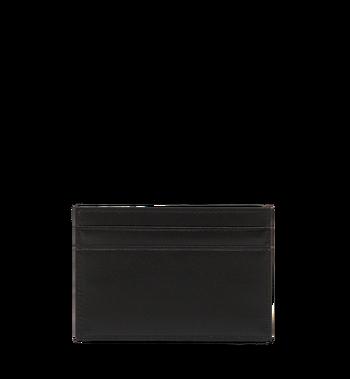 MCM Robot Card Case in Nappa Leather MZA8SRO26BK001 AlternateView3